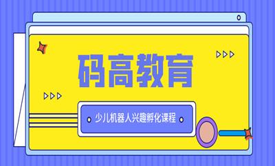 广州番禺区东怡新区少儿机器人大颗粒兴趣班