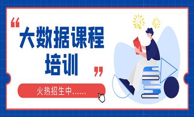 重庆沙坪坝区大数据培训班