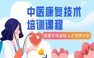 北京中医康复技术考试培训