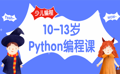 厦门思明乐博10-13岁Python少儿编程