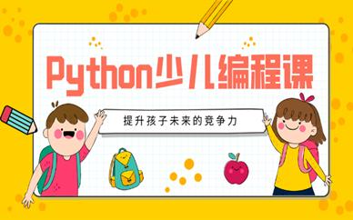 重庆南岸Python少儿编程课程价格