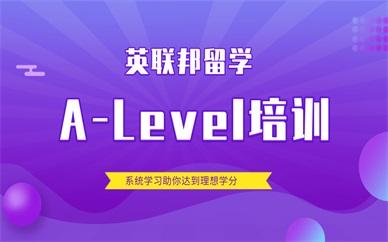 石家庄朗阁A-Level培训班